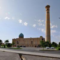 Khazrati Imam Complex in Tashkent, Uzbekistan, Келес