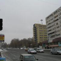 Лабзак, январь 2008, Келес