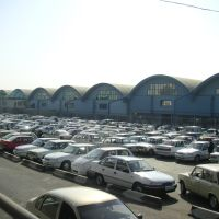 Караван базар.  (Caravan bazar.), Пскент