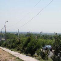 Бугор, Пскент