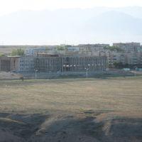 "Prezident School in ""Sobachiy Hutor"", Chkalovsk. Tajikistan., Пскент"