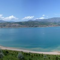 Charvak Reservoir, Сиджак
