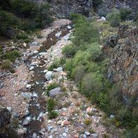Ущелье Кумышкан, Солдатский