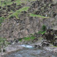 mountain river Kizyl Say May 2010, Солдатский