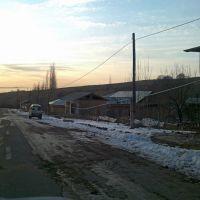 Паркент, Солдатский