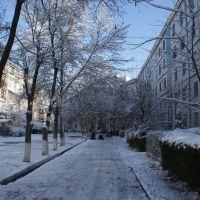 Двор дома 1, Ташкент