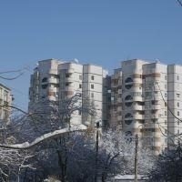 Вид на дом 80, Ташкент