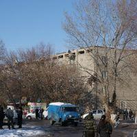 Массив 40 лет Победы-2, Ташкент
