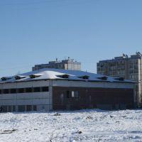 Вид на 3-й квартал, Ташкент