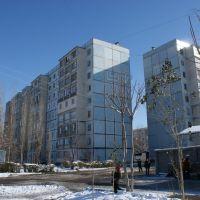 Массив 40 лет Победы-3, Ташкент