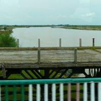 Pont sur le Syr Daria, Чиназ