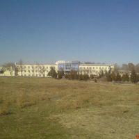 Afghan soviet monuments & Chirchik College, Чирчик