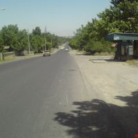 Amir Temur Main Street, Чирчик