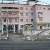 Бывший городской Клуб туристов, а сейчас аптека., Чирчик