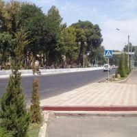 Улица Навои (Химпарк), Чирчик
