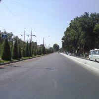 Alisher Navoi Street, Чирчик