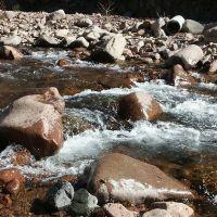 Ледяная вода, Янгиабад