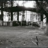 летняя столовая, Янгибазар
