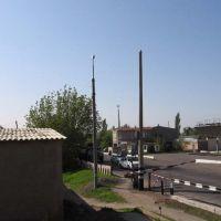 Ж/д переезд, Кибрай, Янгибазар