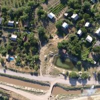 Дачный поселок. 09.06.2012, Янгибазар