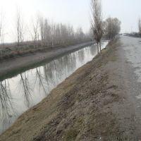 Канал в Хамзе, Алтыарык
