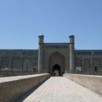 Kokand, Khudoyar-khan palace, Дангара
