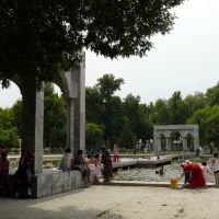 kokand garden of the khan, Коканд