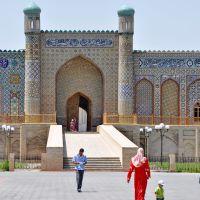 Khudayar Palace in Kokand, Uzbekistan., Коканд