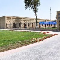 The Jami Mosque in Kokand, Uzbekistan., Коканд