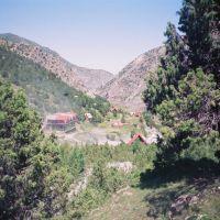Dugoba, Alpinist camp, 95 year, Кува