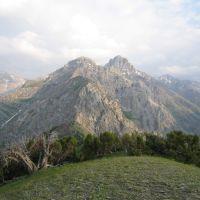 Aylagyr Pass (view S), Кувасай