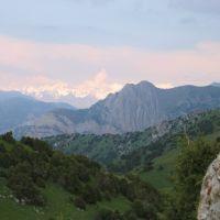 Belmazar pass, Kichik-Alay far (E), Кувасай