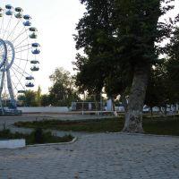 городской парк, Маргилан