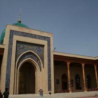 Uzbekistan,Margilan,moschea Chakar, Маргилан