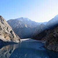Kurban-Kul Lake, Учкуприк