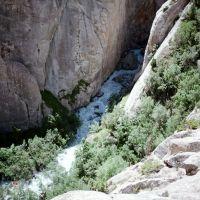 Archa-Kanysh, canyon, Учкуприк