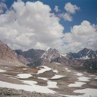 Archa-Kanysh, Topon-Yashilkyl pass, Учкуприк