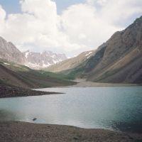 Archa-Kanysh, Yashilkyl lake, Учкуприк