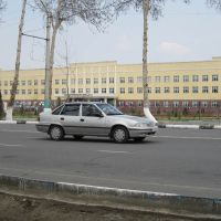Колледж на Фрунзенском, Фергана