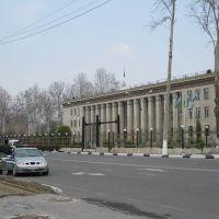 Хокимият, Фергана