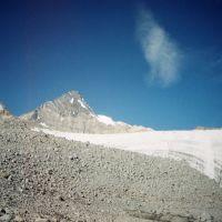 Archa-Kanysh, Melik-Su glacier, Язъяван
