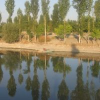 Ferghana suburb, Avval, Язъяван