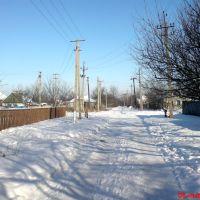 Железнодорожный переулок, Авдеевка