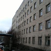 Авдеевская больница (Avdeyevskiy Hospital), Авдеевка