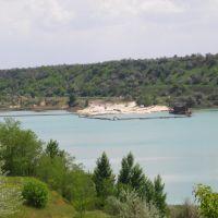 Добыча песка (extraction of sand), Авдеевка