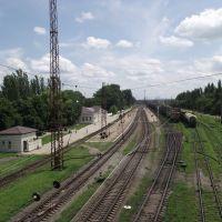 станция Авдеевка, Авдеевка