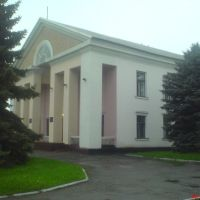house of culture, Александровка