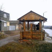 Колодец в А.Дружковке, Алексеево-Дружковка