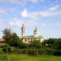 Свято-Михайловский храм, Алексеево-Дружковка