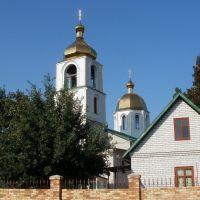 храм, Алексеево-Дружковка